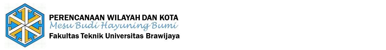 PERENCANAAN WILAYAH DAN KOTA FTUB logo